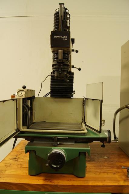 machinesused com charmilles d10 sinker type edm rh machinesused com