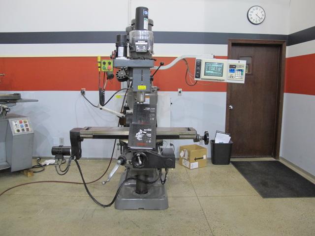 Machinesused Com Bridgeport Ez Trak 3 Axis Cnc Vertical Mill