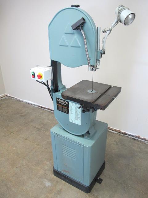 Delta Model 28 203 14 Vertical Band Saw