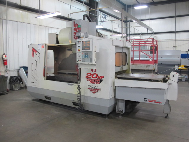 Machinesused.com - Haas VF-3 APC CNC Vertical Machining ...