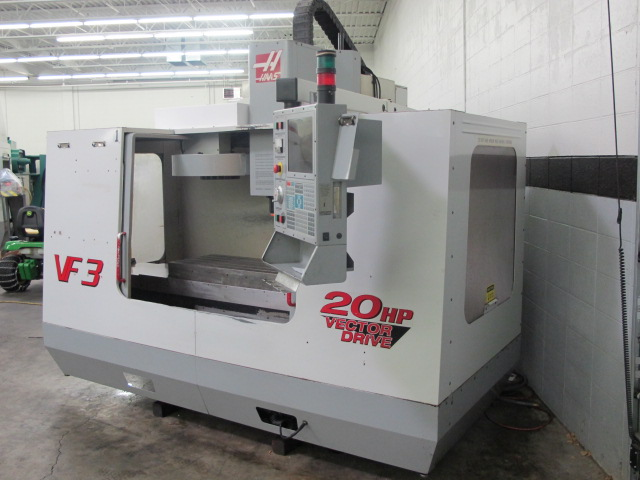 Machinesused.com - Haas VF-3B CNC Vertical Machining Center