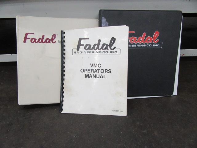 fadal logo. click photo(s) to enlarge fadal logo