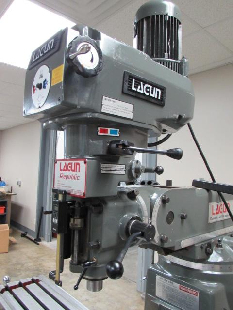 Machinesused Com Lagun Ftv 2 Vertical Milling Machine W